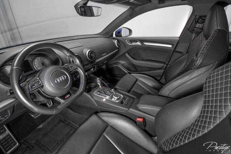2016 Audi S3 Premium Plus Interior Cabin Dashboard