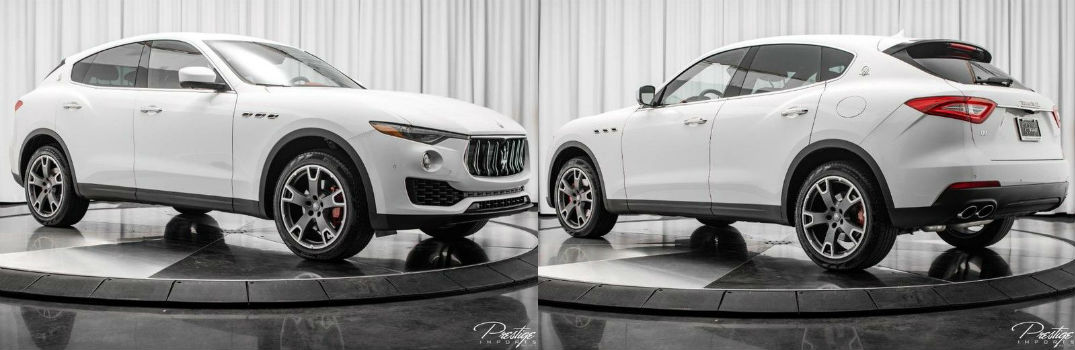 2018 Maserati Levante For Sale North Miami Beach FL