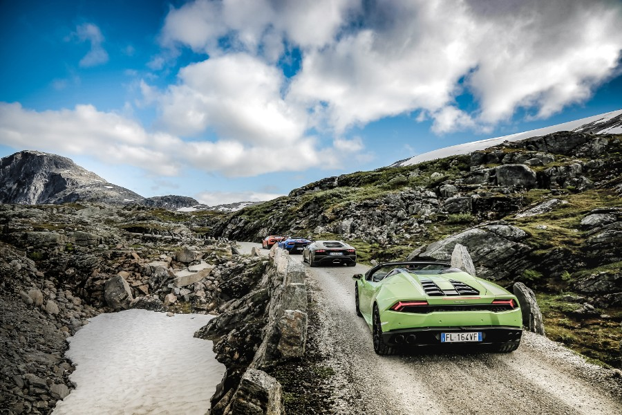 Lamborghini-Models-at-the-Avventura-2018-in-Norway-11