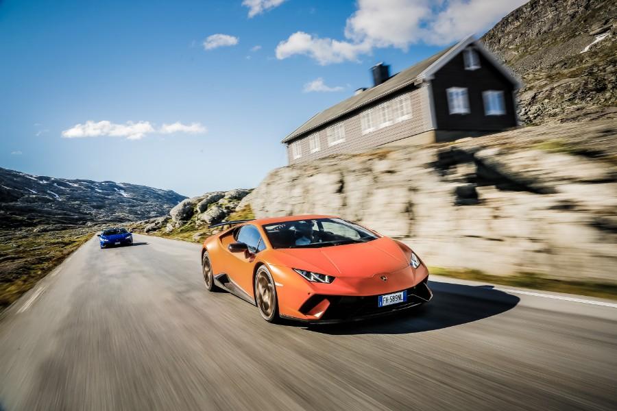 Lamborghini-Models-at-the-Avventura-2018-in-Norway-3