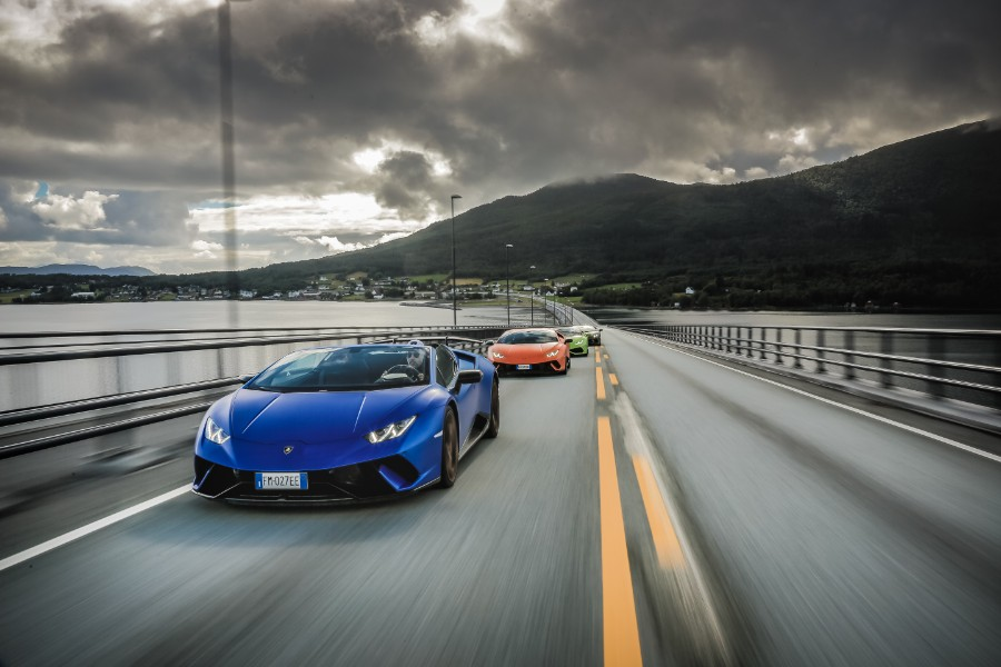 Lamborghini-Models-at-the-Avventura-2018-in-Norway-5