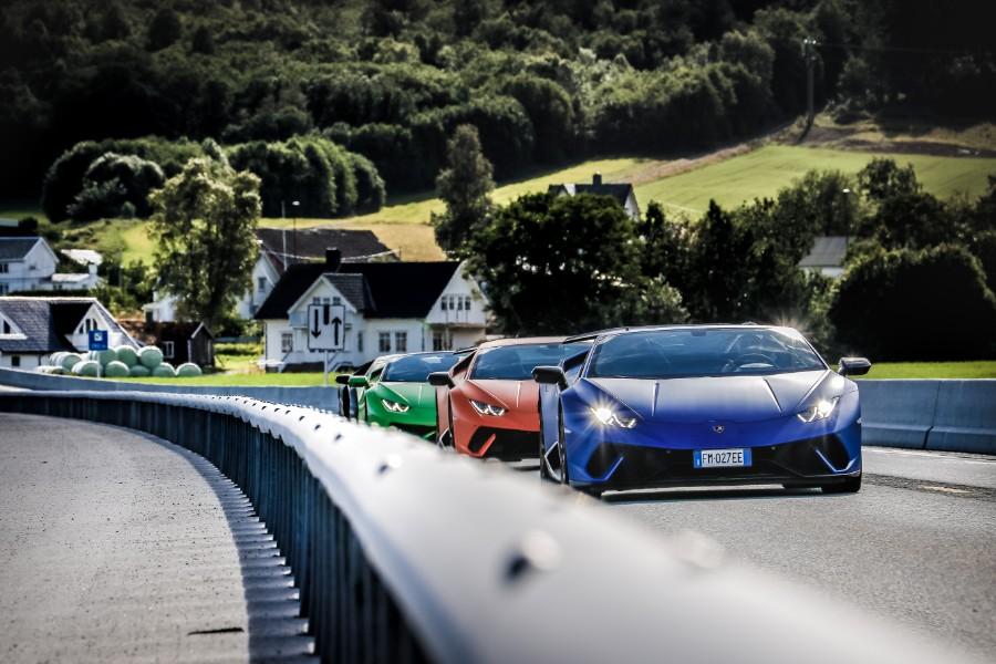 Lamborghini-Models-at-the-Avventura-2018-in-Norway-6