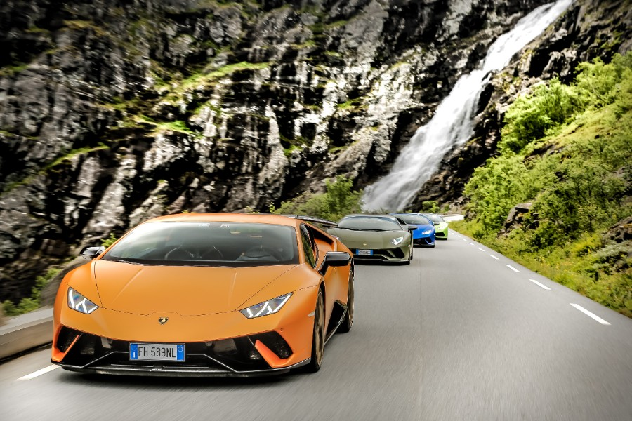 Lamborghini-Models-at-the-Avventura-2018-in-Norway-7