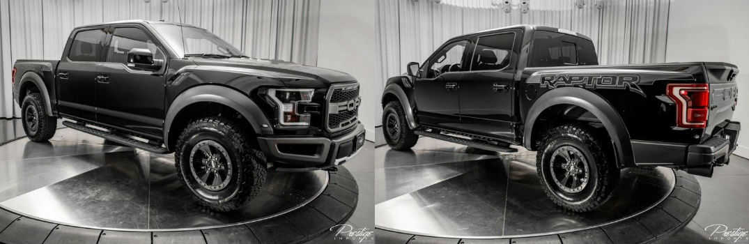 2018 Ford F-150 Raptor For Sale North Miami Beach FL