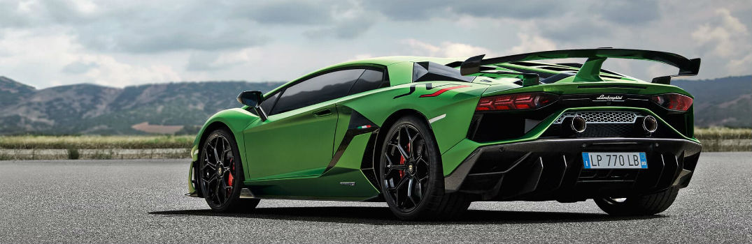 2019 Lamborghini Aventador Svj Unveiling Video First Commercial