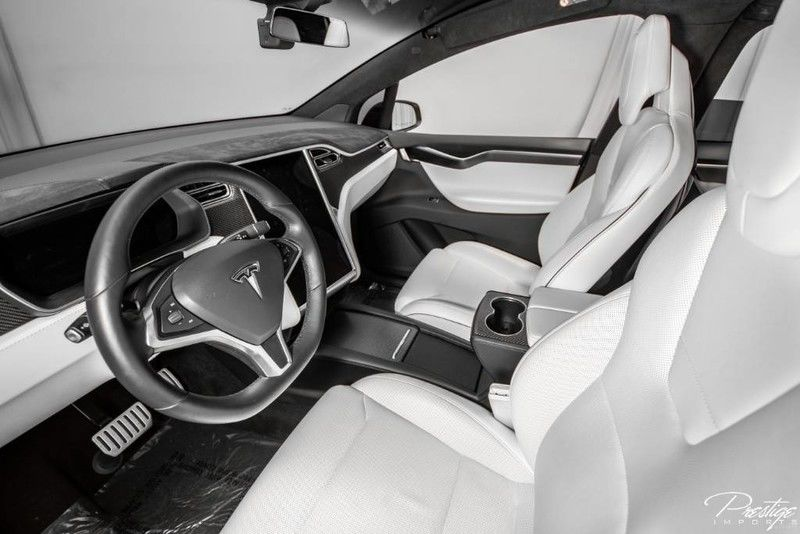 2016 Tesla Model X P90d For Sale North Miami Beach Fl
