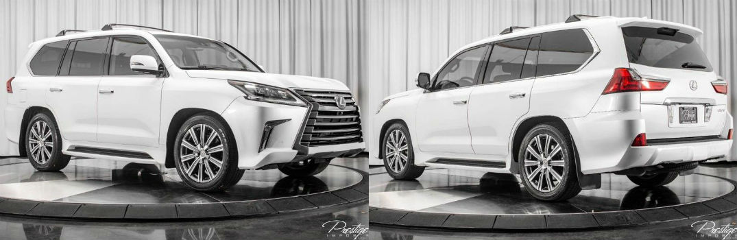 2017 Lexus LX 570 For Sale North Miami Beach FL