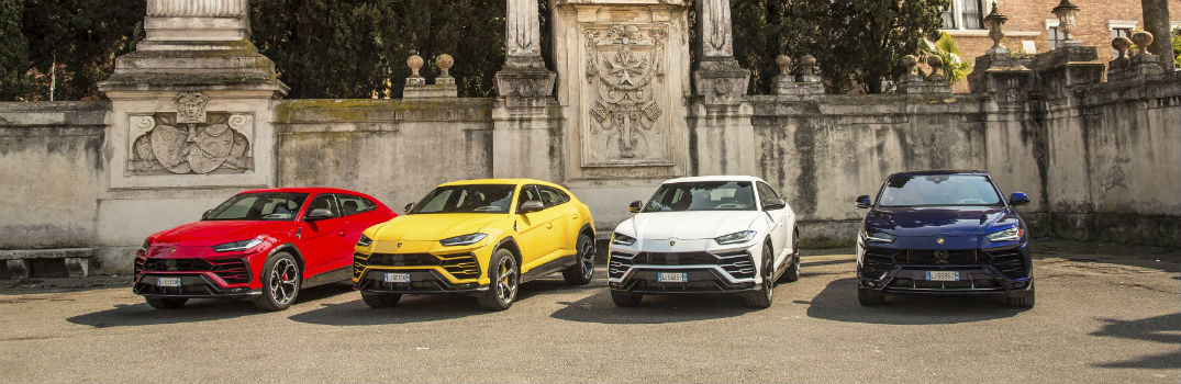 2019 Lamborghini Urus Performance Specs & Features