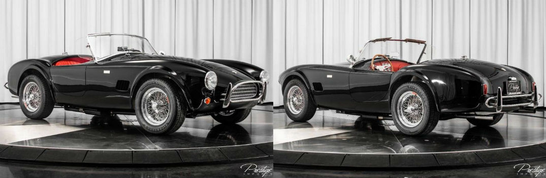 1962 Shelby Cobra 50th Anniversary For Sale North Miami Beach FL