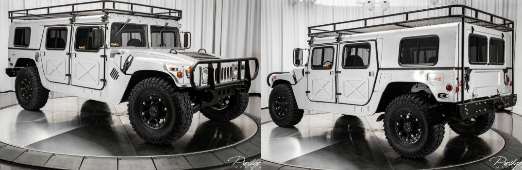 1994 AM General Hummer H1 For Sale North Miami Beach FL