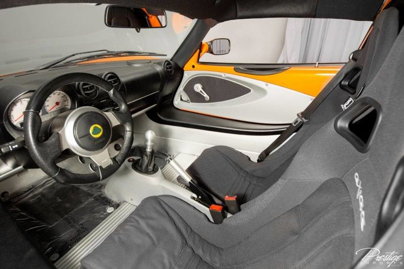 2006 Lotus Exige Interior Cabin Dashboard