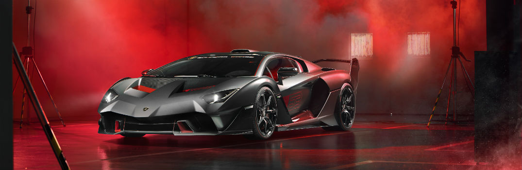 Pictures of the Lamborghini SC18 by Squadra Corse