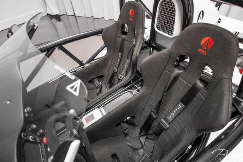 2018 Ariel Atom 3S Interior Cabin Seating