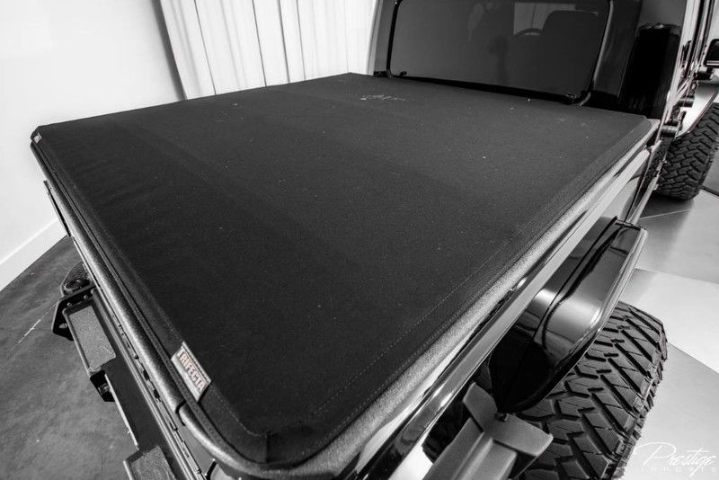2016 Jeep Wrangler Unlimited Rubicon AEV Brute Exterior Truck Bed with Tonneau