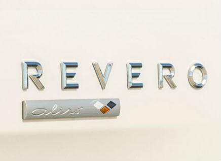 2019 Karma Revero Aliso Edition Exterior Badging