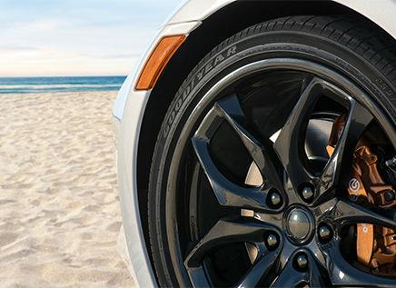 2019 Karma Revero Aliso Edition Exterior Front Wheel