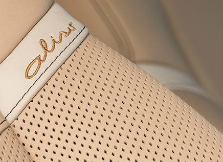 2019 Karma Revero Aliso Edition Interior Fabric