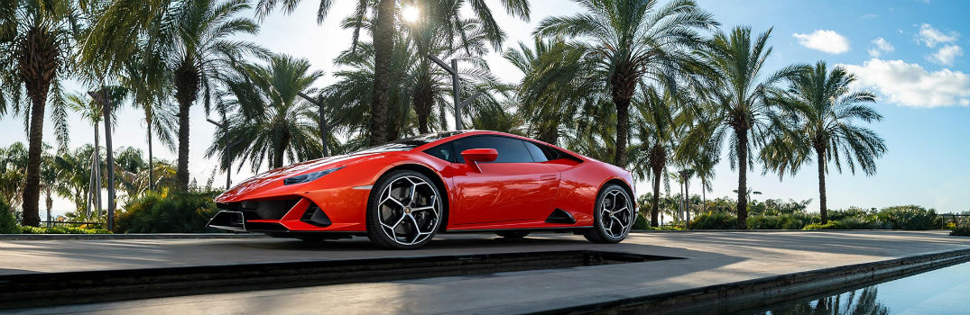 Pictures of the 2020 Lamborghini Huracan EVO
