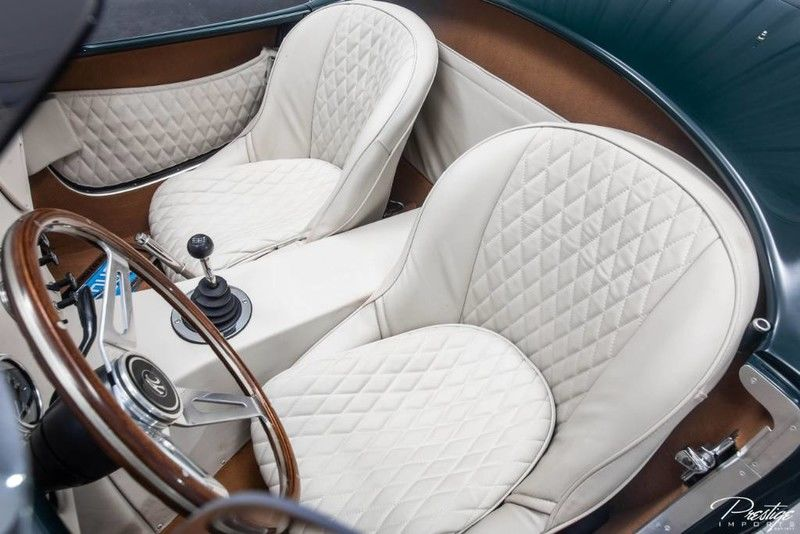 1963 Shelby Cobra Interior Cabin Seating