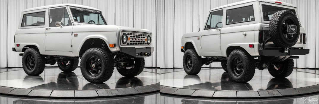 1977 Ford Bronco ICON BR For Sale North Miami Beach FL