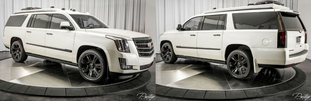 2015 Cadillac Escalade ESV Premium For Sale North Miami Beach FL