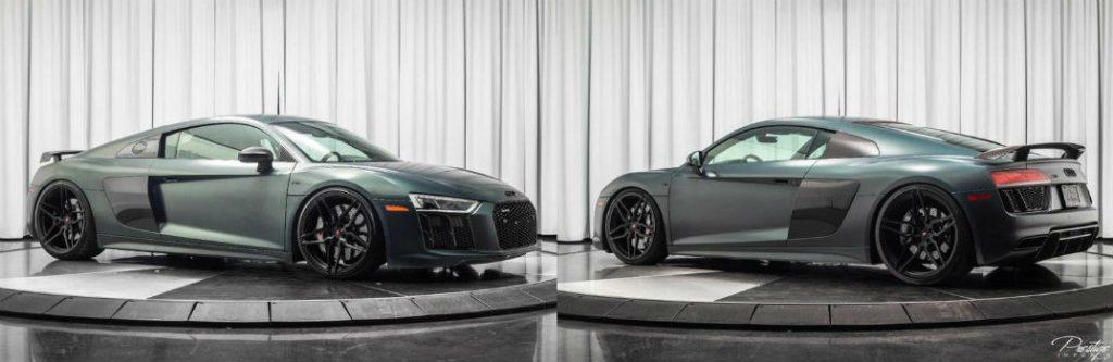 2017 Audi R8 Coupe V10 Plus For Sale North Miami Beach Fl