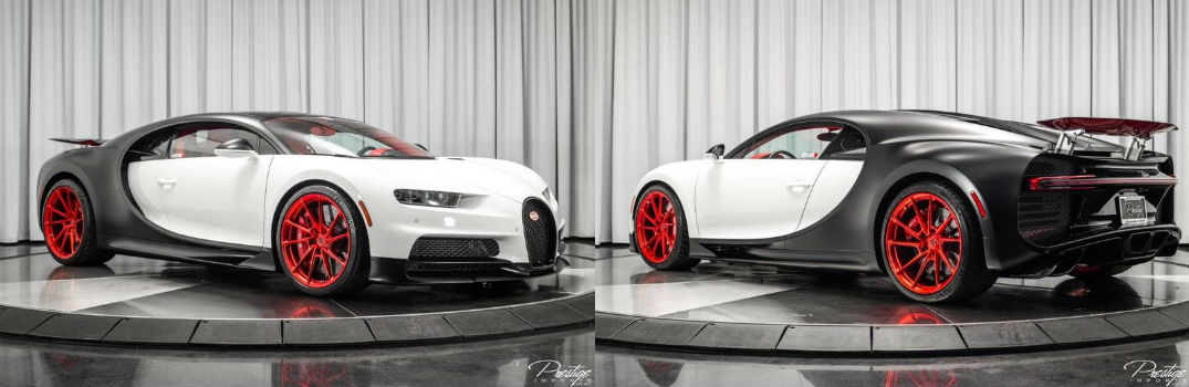 2019 Bugatti Chiron For Sale North Miami Beach FL