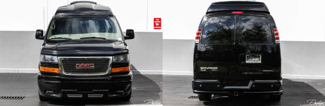 Gmc Dealer Miami >> 2014 GMC Savana Denali Duramax Diesel Conversion Van Miami FL