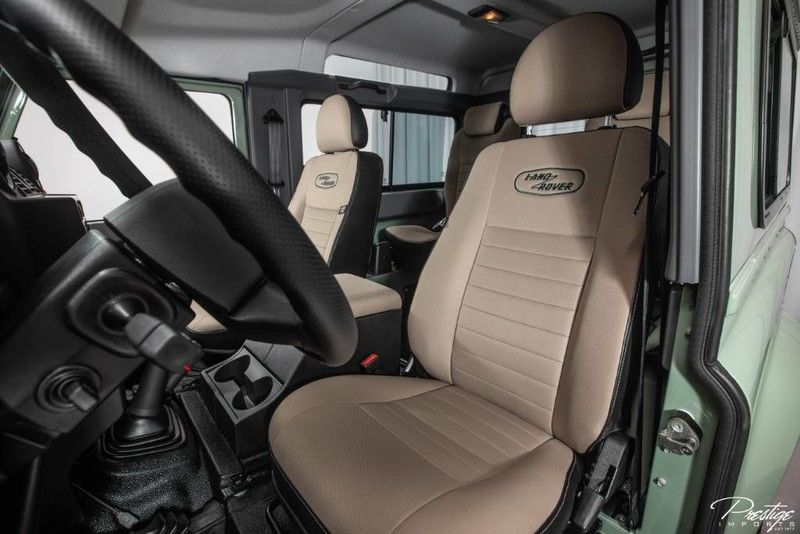 2015 Land Rover Defender Interior Cabin Front Seating