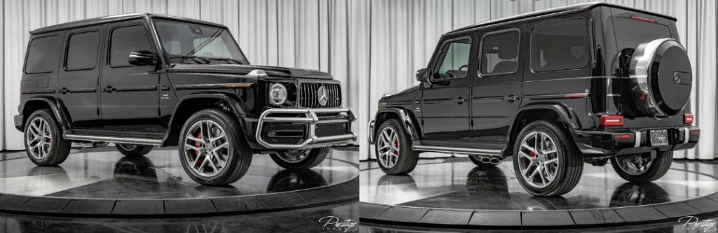 2019 Mercedes Benz G Class Amg G63 For Sale North Miami