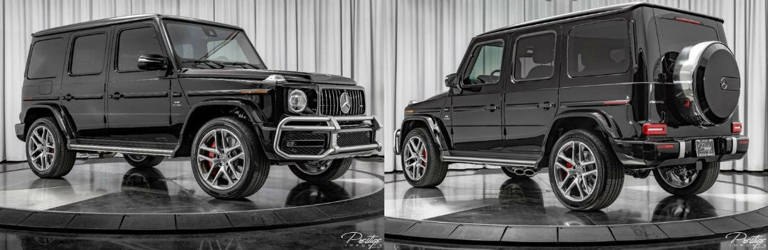 2019 Mercedes-Benz G-Class AMG G63 For Sale North Miami Beach FL