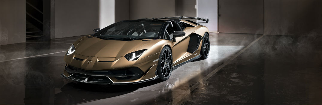2020 Lamborghini Aventador SVJ Roadster Photo Gallery