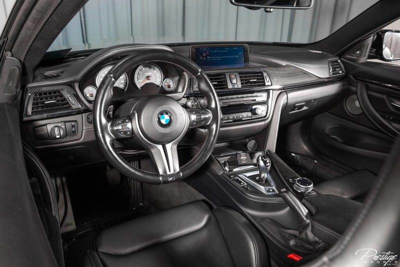 2015 BMW M4 Liberty Walk Interior Cabin Dashboard