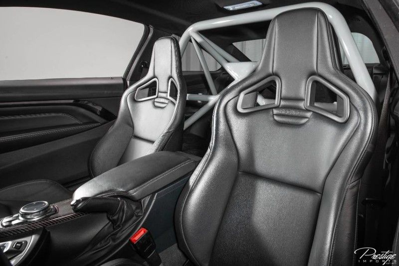 2015 BMW M4 Liberty Walk Interior Cabin Seating
