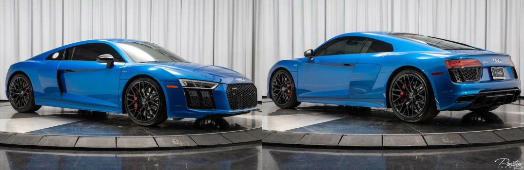 2018 Audi R8 Coupe RWS For Sale North Miami Beach FL
