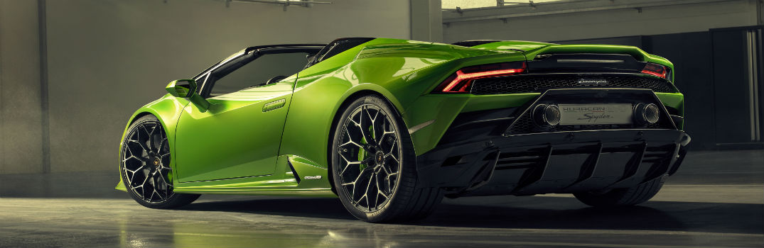 2020 Lamborghini Huracan EVO Spyder Every Day Amplified Video