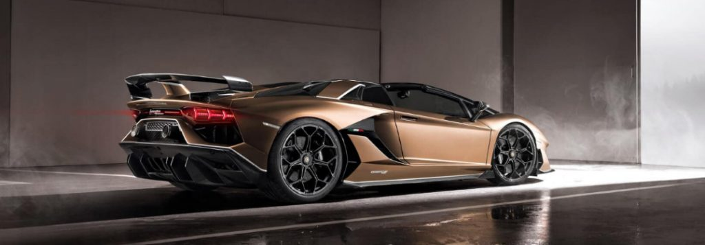 Certified Pre Owned Lexus >> 2020 Lamborghini Aventador SVJ Roadster Specs & Features