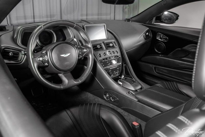 2017 Aston Martin DB11 Launch Edition Interior Cabin Dashboard