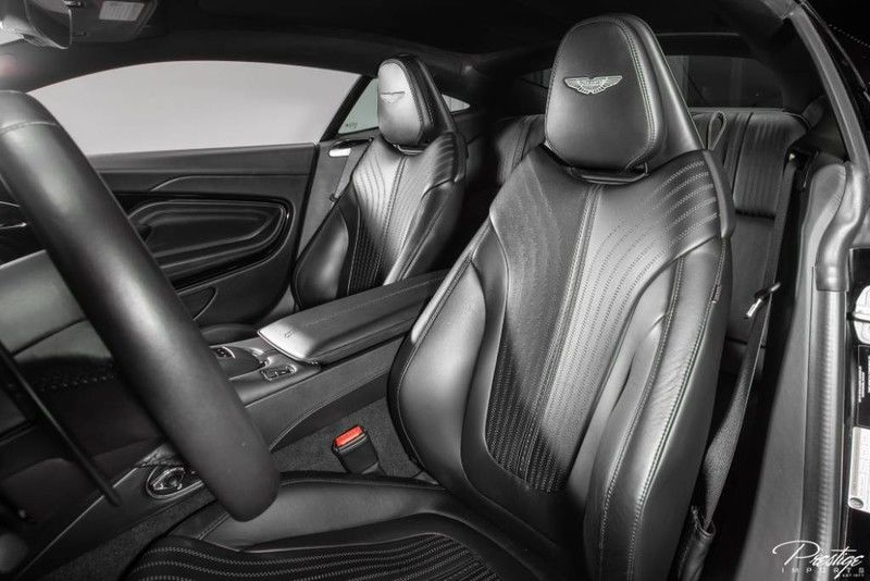 2017 Aston Martin DB1 Launch Edition Interior Cabin Front Seating