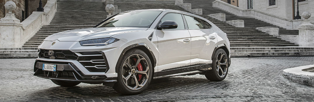 Lamborghini Urus in Pills Video Series Gallery