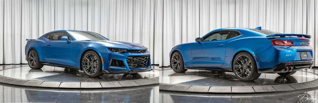2018 Chevrolet Camaro ZL1 For Sale North Miami Beach FL