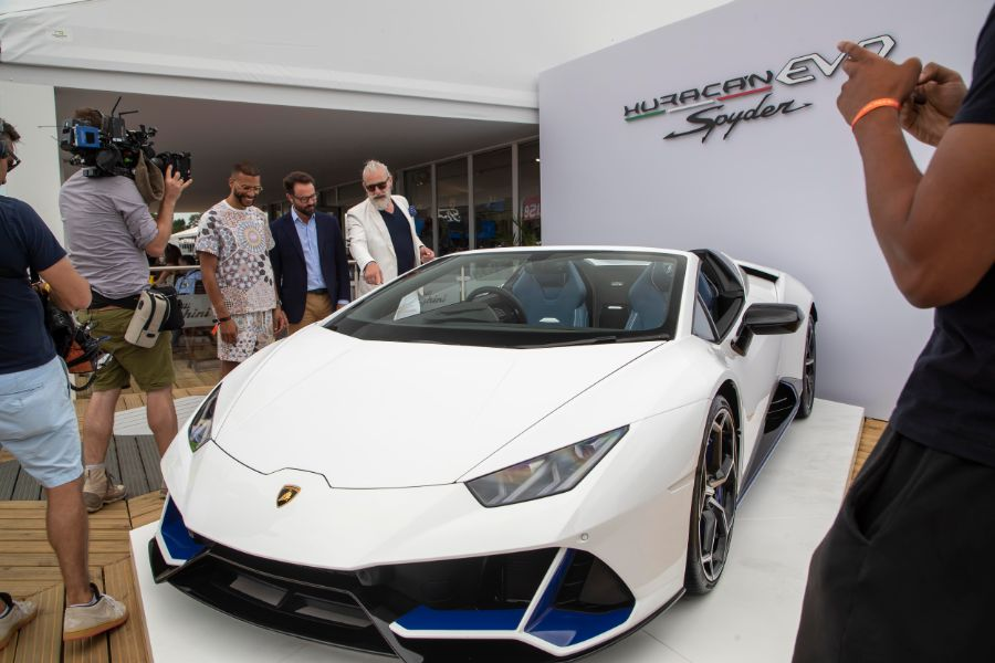Lamborghini at the 2019 Goodwood Festival of Speed Photo Gallery