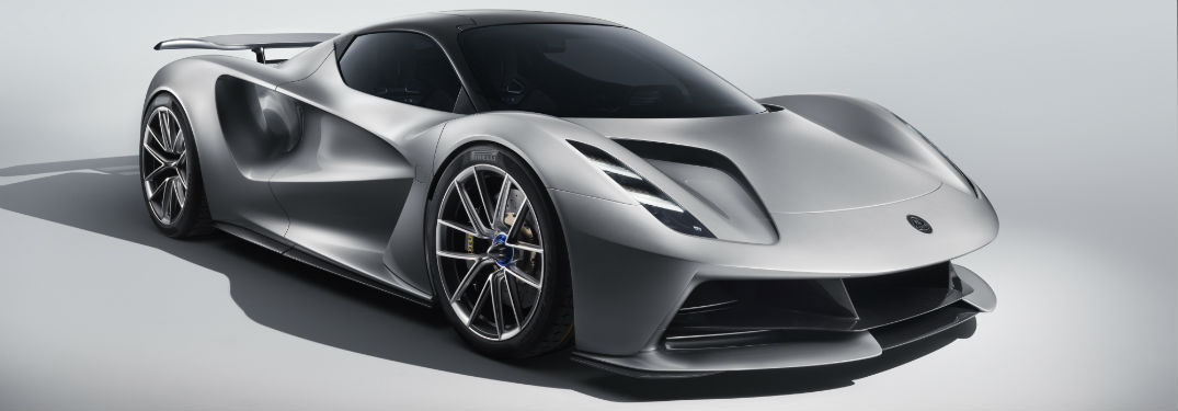 2020 Lotus Evija Release Date & Targeted Performance Specs