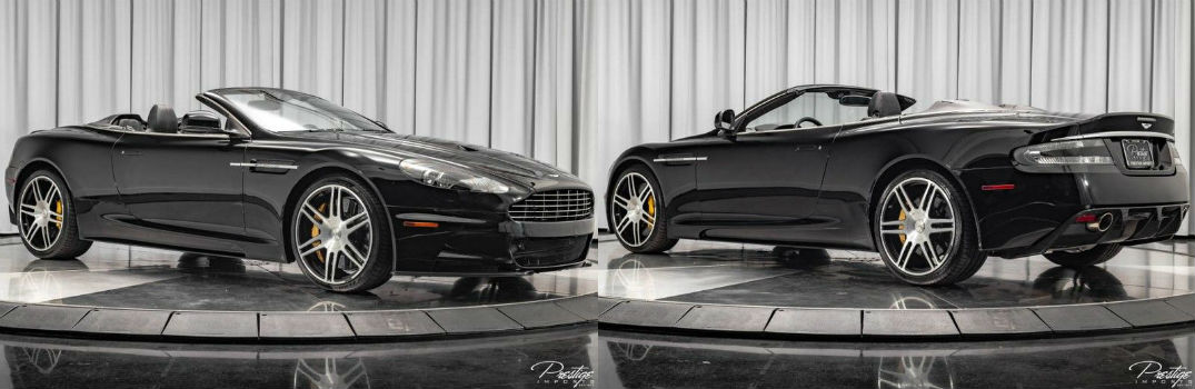 2012 Aston Martin DBS Carbon Edition For Sale North Miami Beach FL