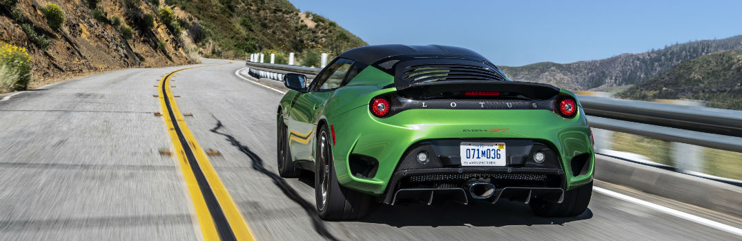 Pictures of the 2020 Lotus Evora GT