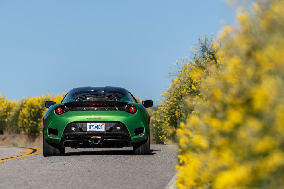 2020 Lotus Evora GT Photo Gallery