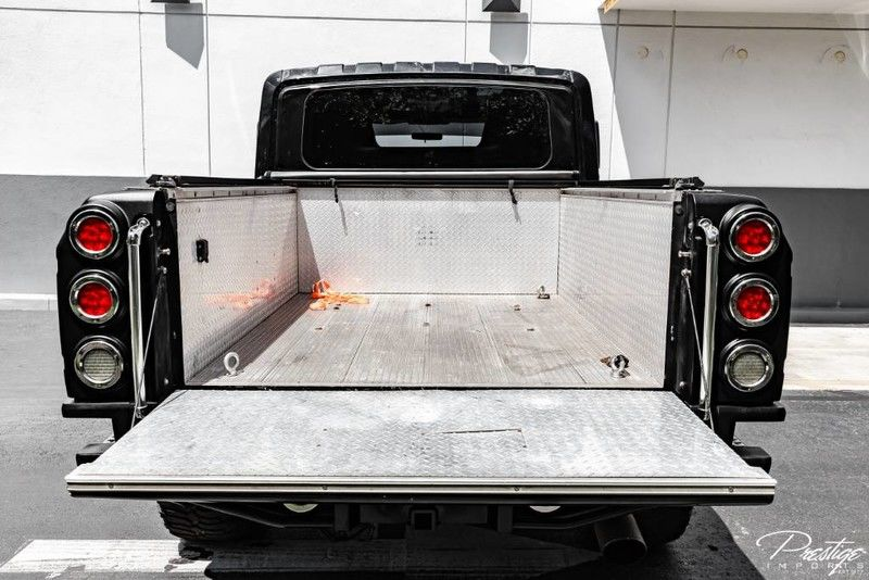 2008 International Harvester MX4 Exterior Truck Bed