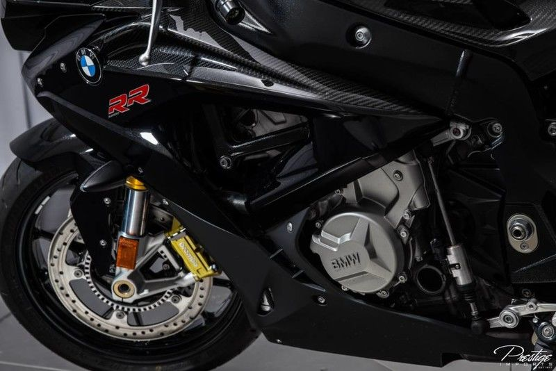 2015 BMW S1000RR Rear Wheel