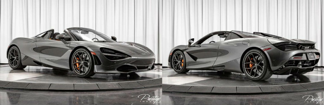 2020 McLaren 720S Spider For Sale North Miami Beach FL
