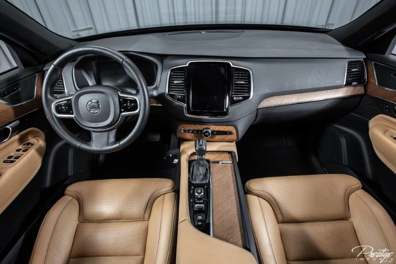 2018 Volvo XC90 Inscription Interior Cabin Dashboard
